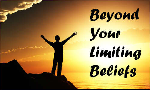 Letting go limiting beliefs